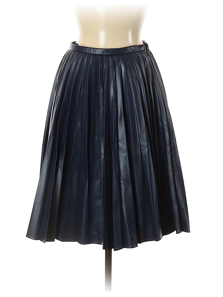 J.W. Anderson Women Faux Leather Skirt Size 6