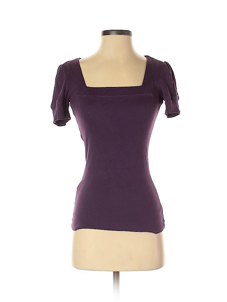 Express Women Short Sleeve T-Shirt Size S