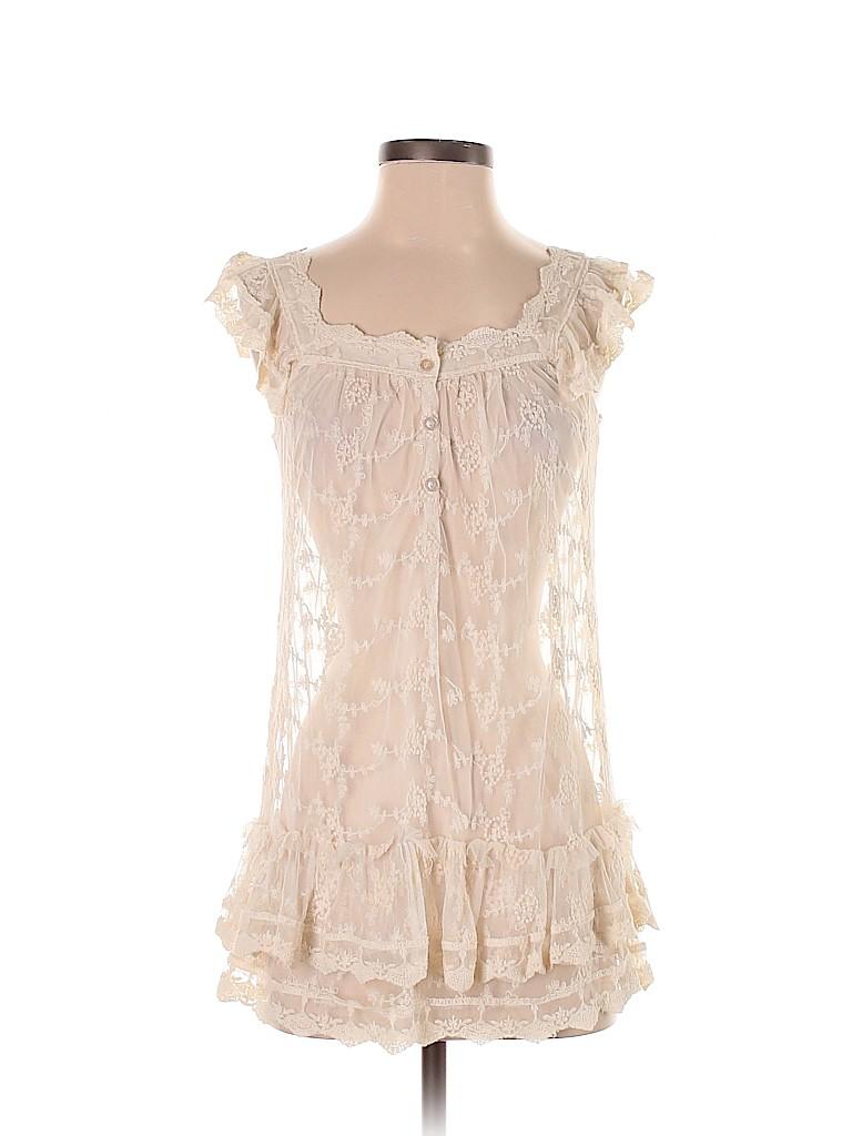 American Rag Cie Women Sleeveless Blouse Size XS