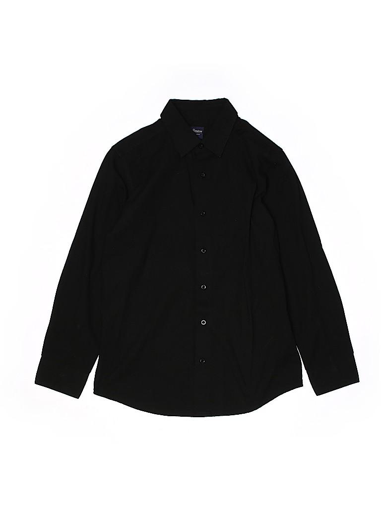 Assorted Brands Boys Long Sleeve Button-Down Shirt Size 14 - 16