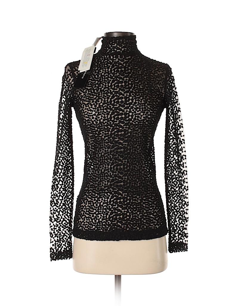 AKRIS Women Long Sleeve Top Size 14