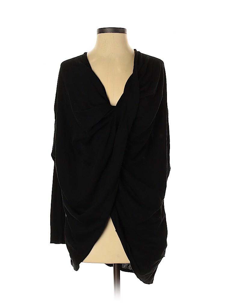 ALLSAINTS Women Long Sleeve Top Size XS