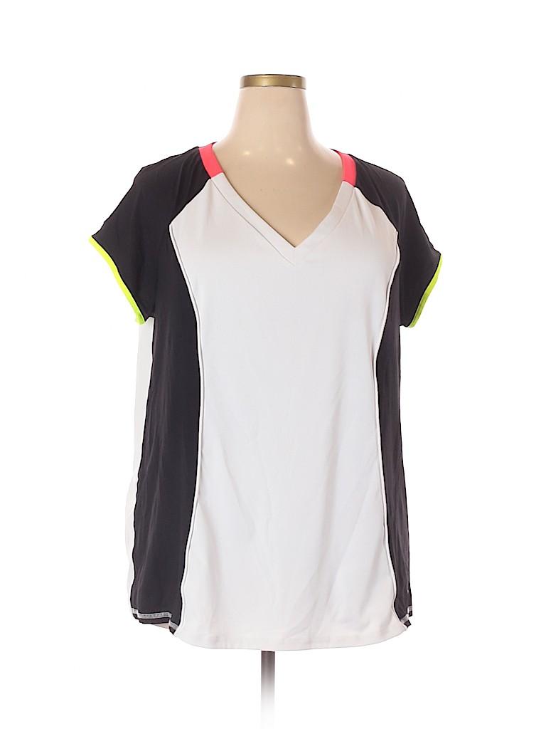 Livi Active Women Active T-Shirt Size 22 - 24 (Plus)