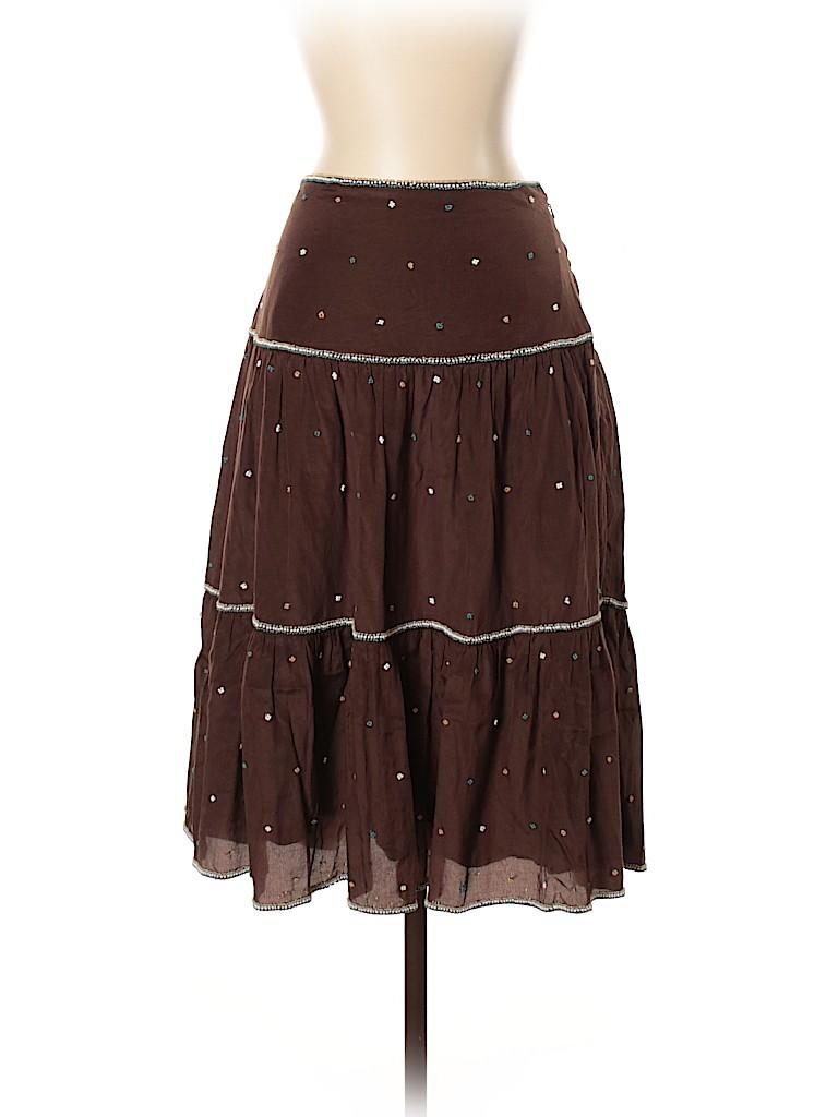 Tocca Women Silk Skirt Size 4