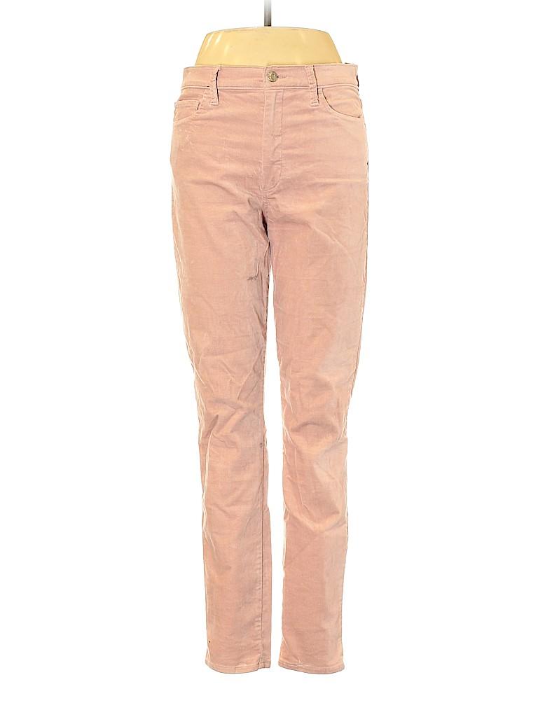 Gap Women Velour Pants 30 Waist