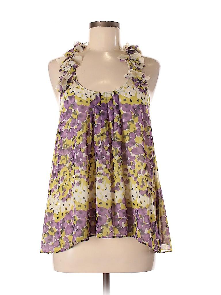 Mcginn Women Sleeveless Blouse Size 8