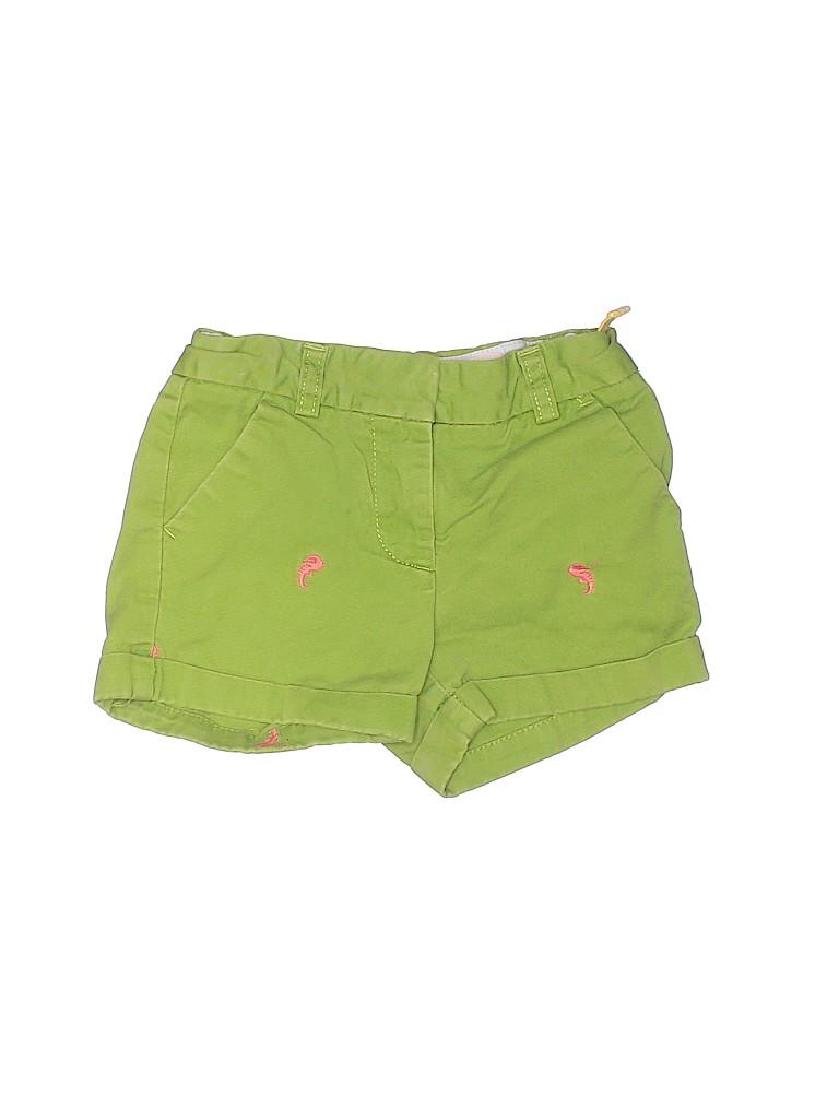 Crewcuts Girls Khaki Shorts Size 5
