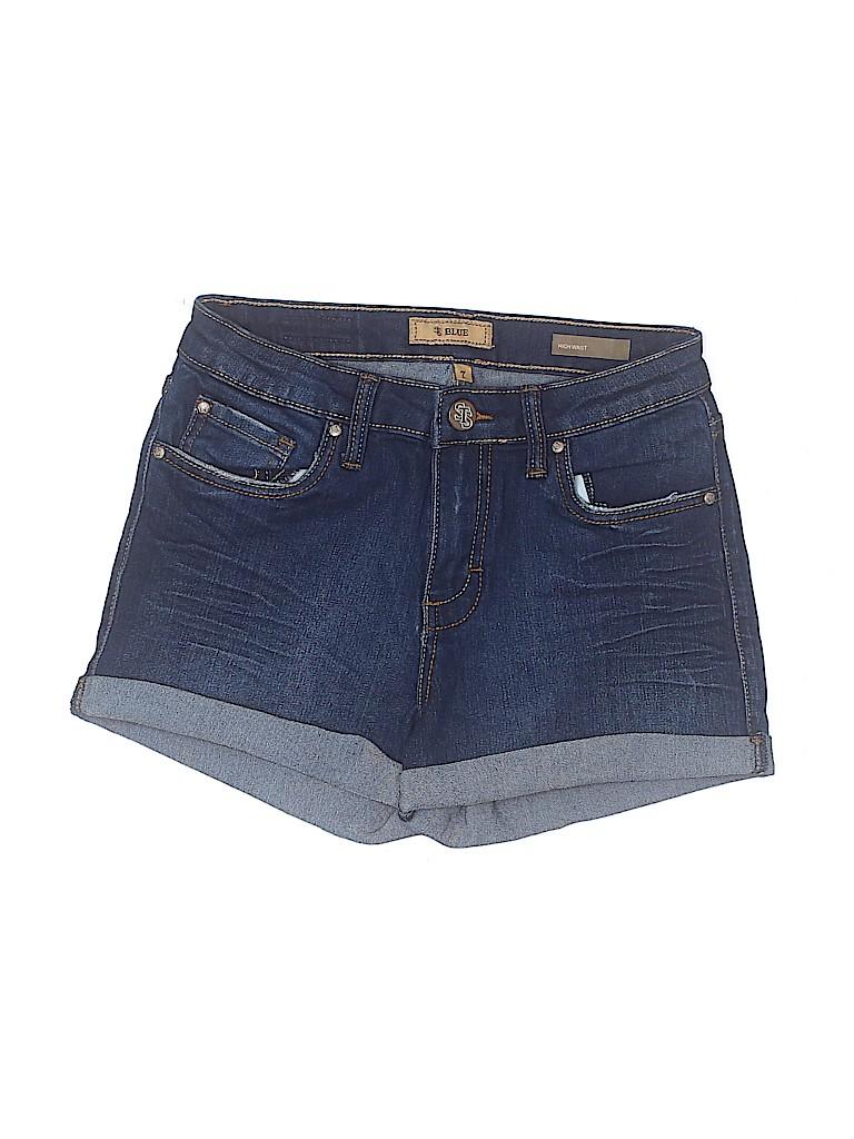STS Blue Women Denim Shorts Size 2