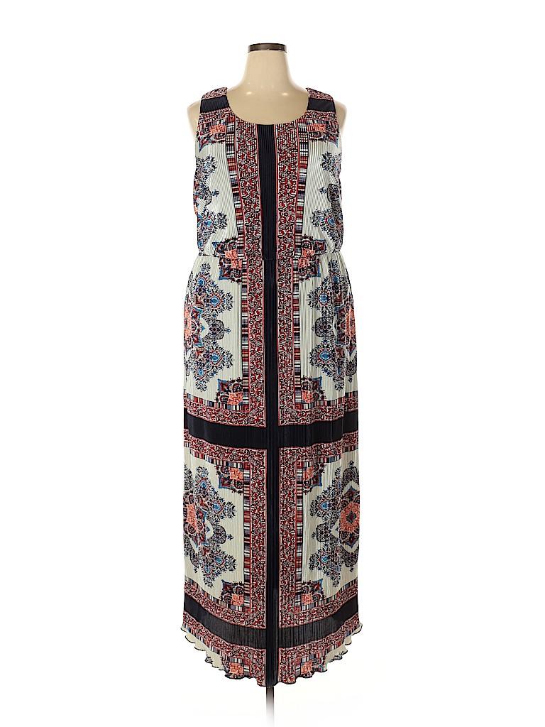 DressBarn Women Casual Dress Size 22 (Plus)