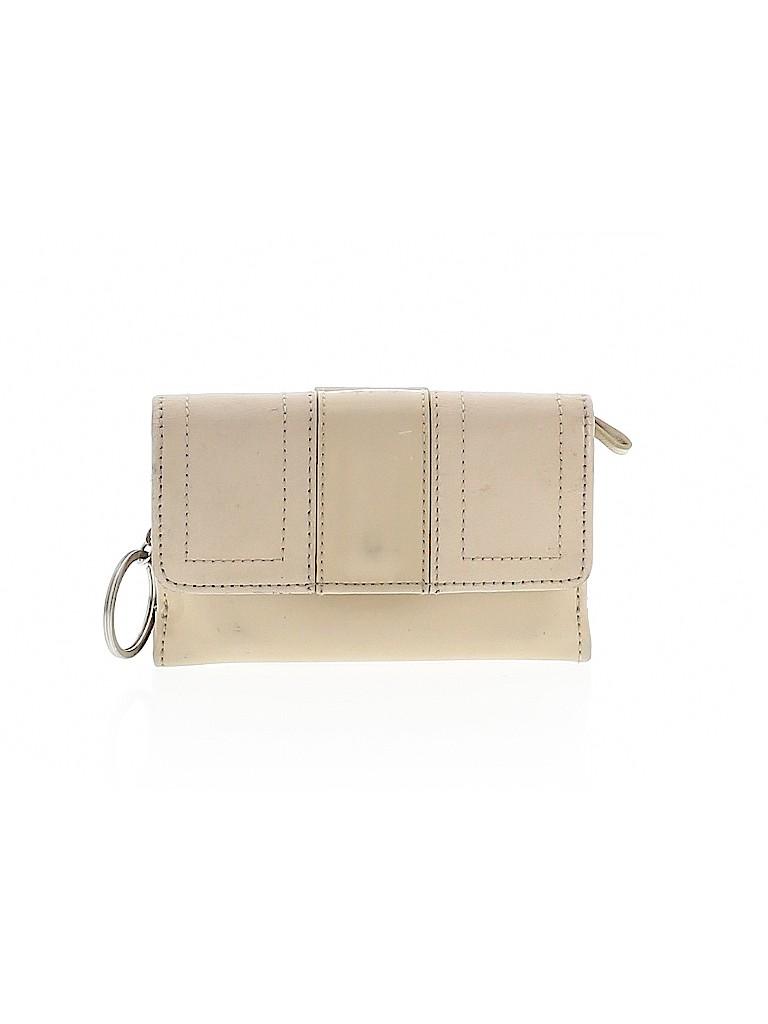 Ann Taylor Women Leather Wallet One Size