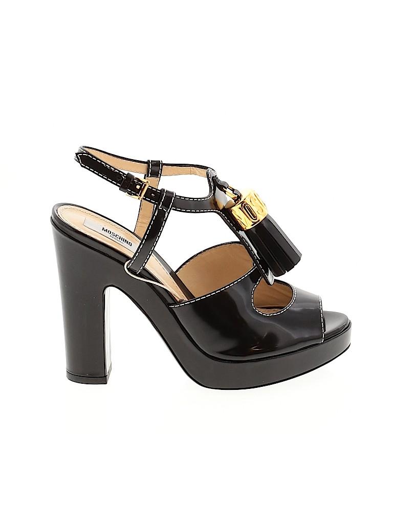 Moschino Women Heels Size 36 (EU)