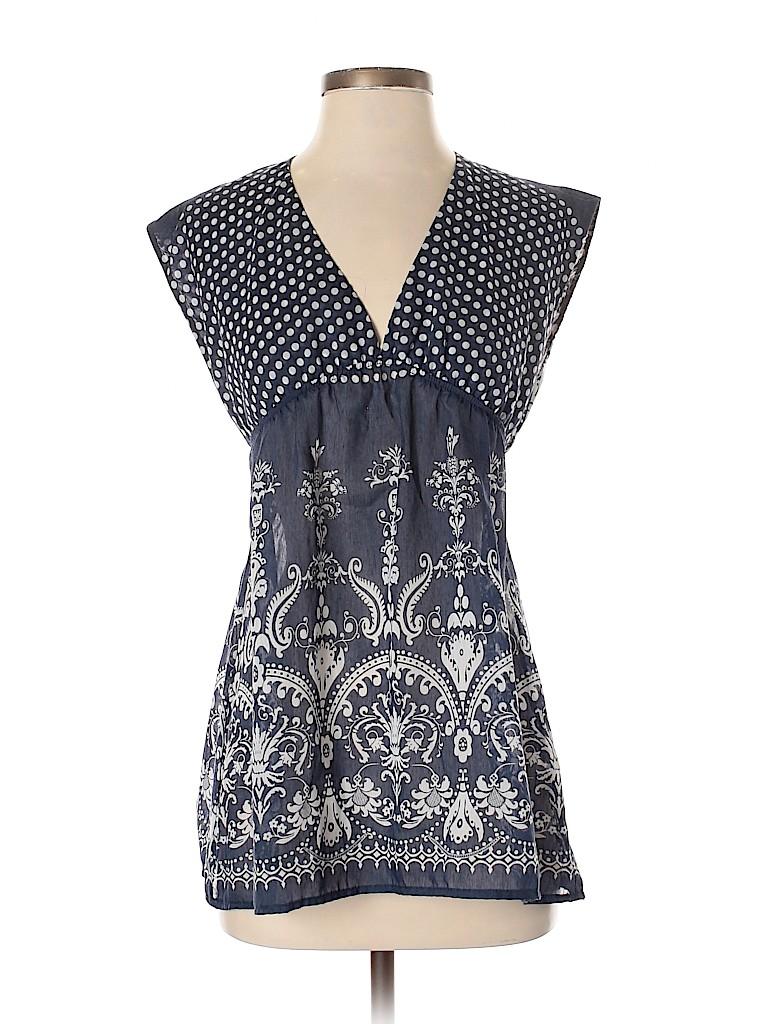 Heritage Women Sleeveless Blouse Size S