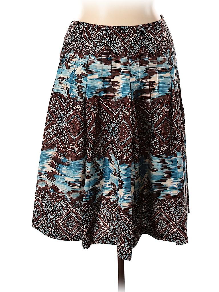 Nine West Women Silk Skirt Size 14