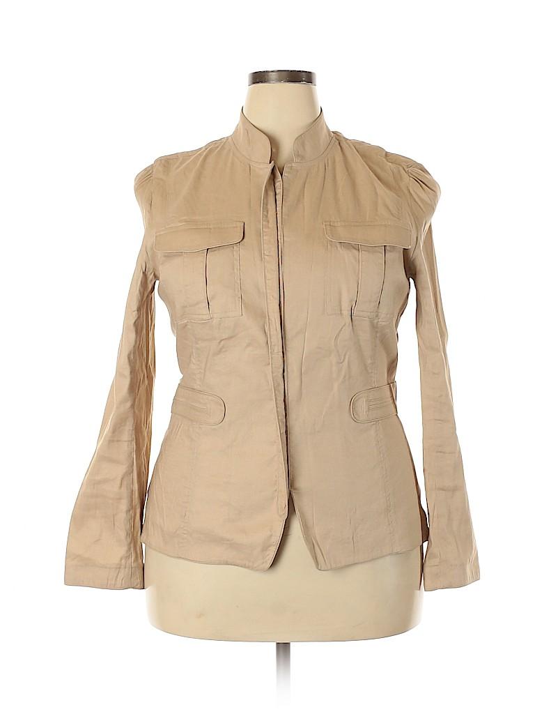 Mossimo Women Jacket Size XXL