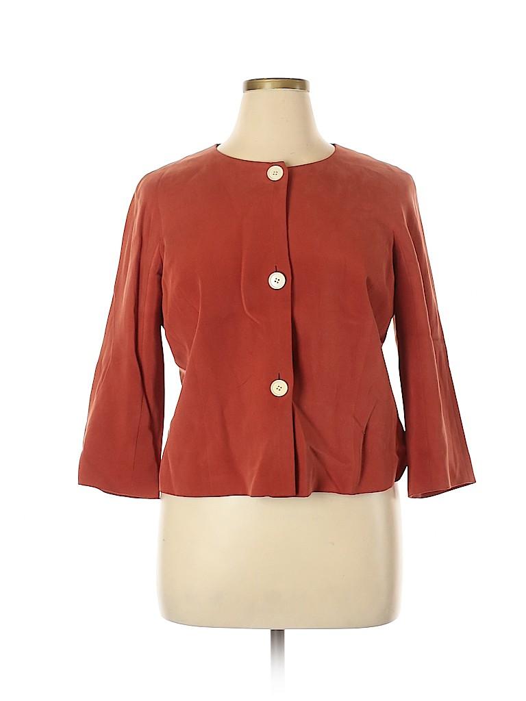 Lafayette 148 New York Women Jacket Size 16