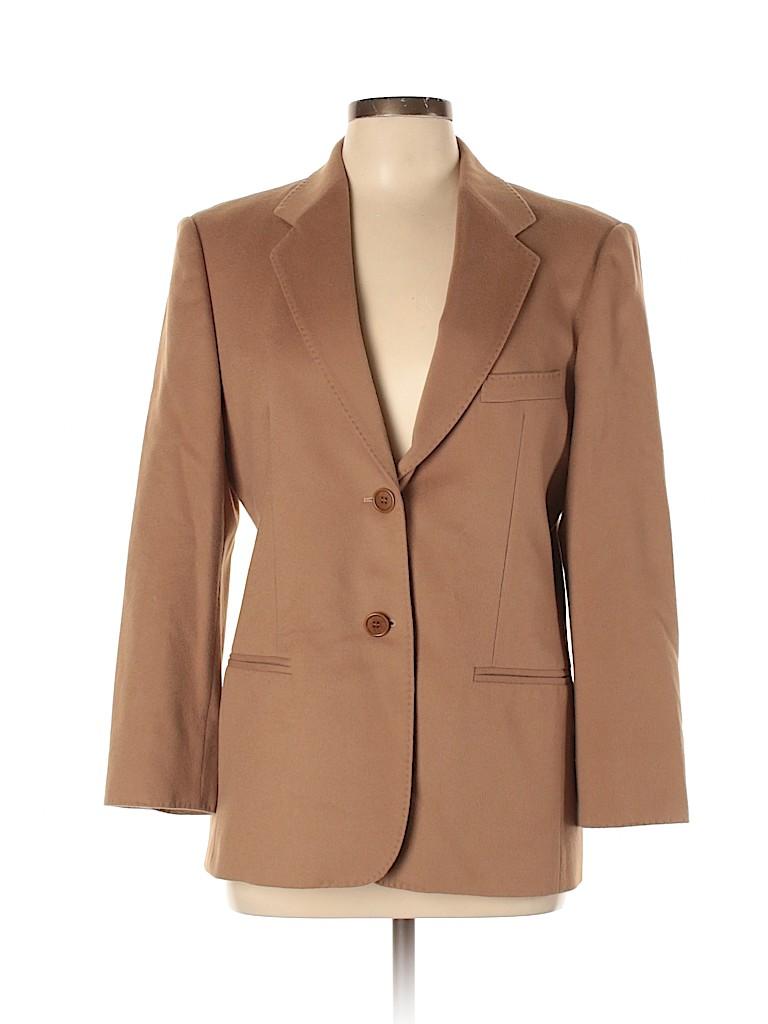 Max Mara Women Wool Blazer Size 12