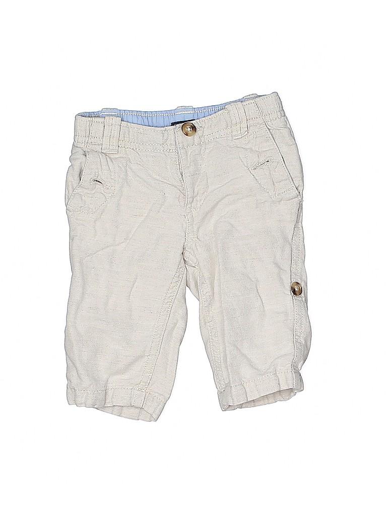 Baby Gap Boys Linen Pants Size 3-6 mo