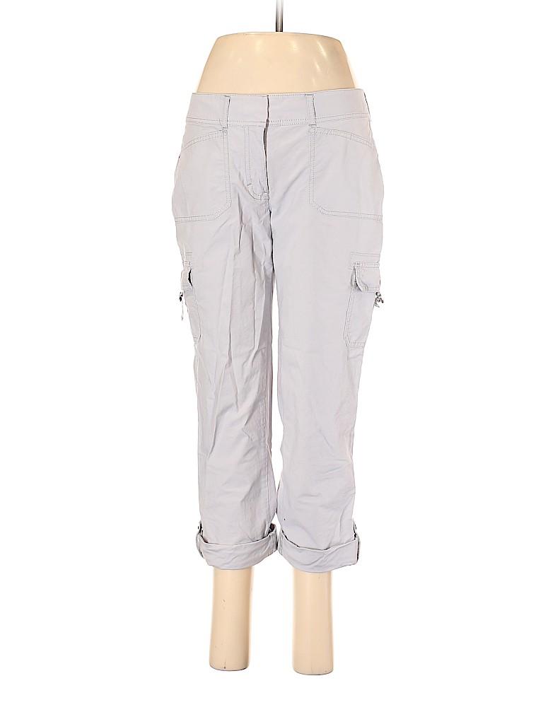 White House Black Market Women Cargo Pants Size 6