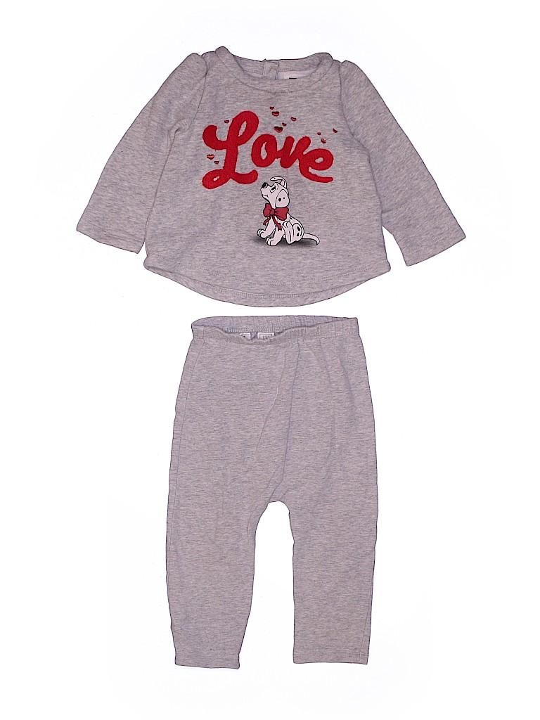 Baby Gap Girls Sweatshirt Size 12-18 mo