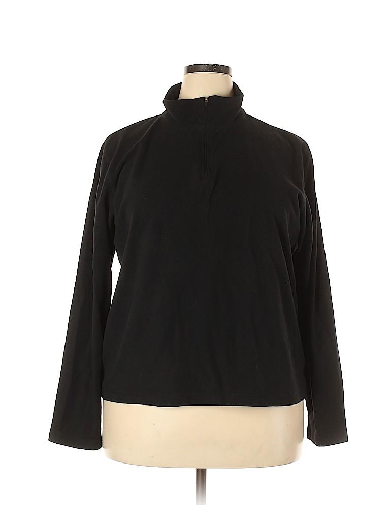 Lands' End Women Fleece Size XL