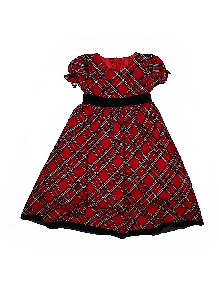 Swea Pea & Lilli Girls Special Occasion Dress Size 4T