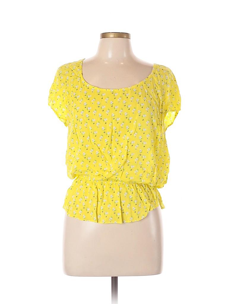Gap Outlet Women Short Sleeve Top Size L