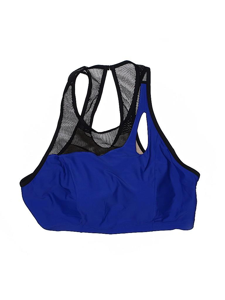 Swim by Cacique Women Swimsuit Top Size 24 (Plus)
