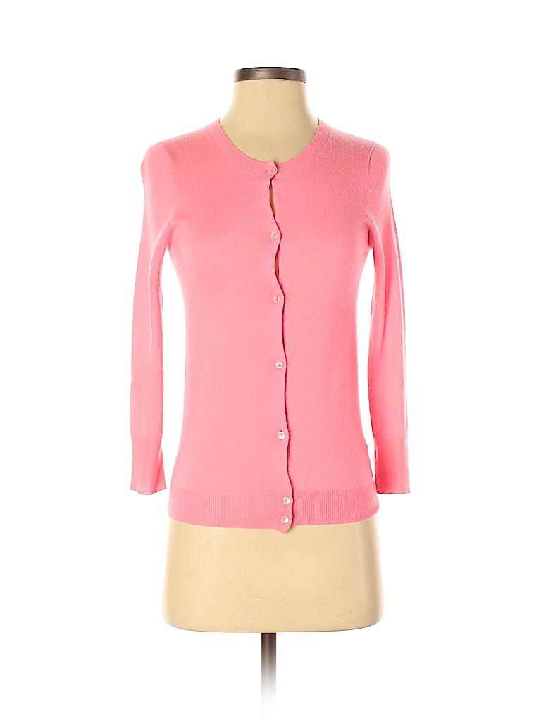 J. Crew Women Cashmere Cardigan Size XS