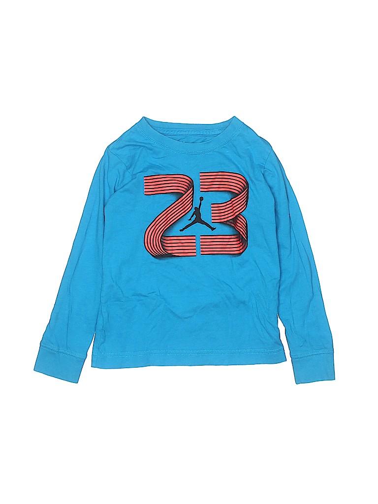 Jordan Boys Active T-Shirt Size 5