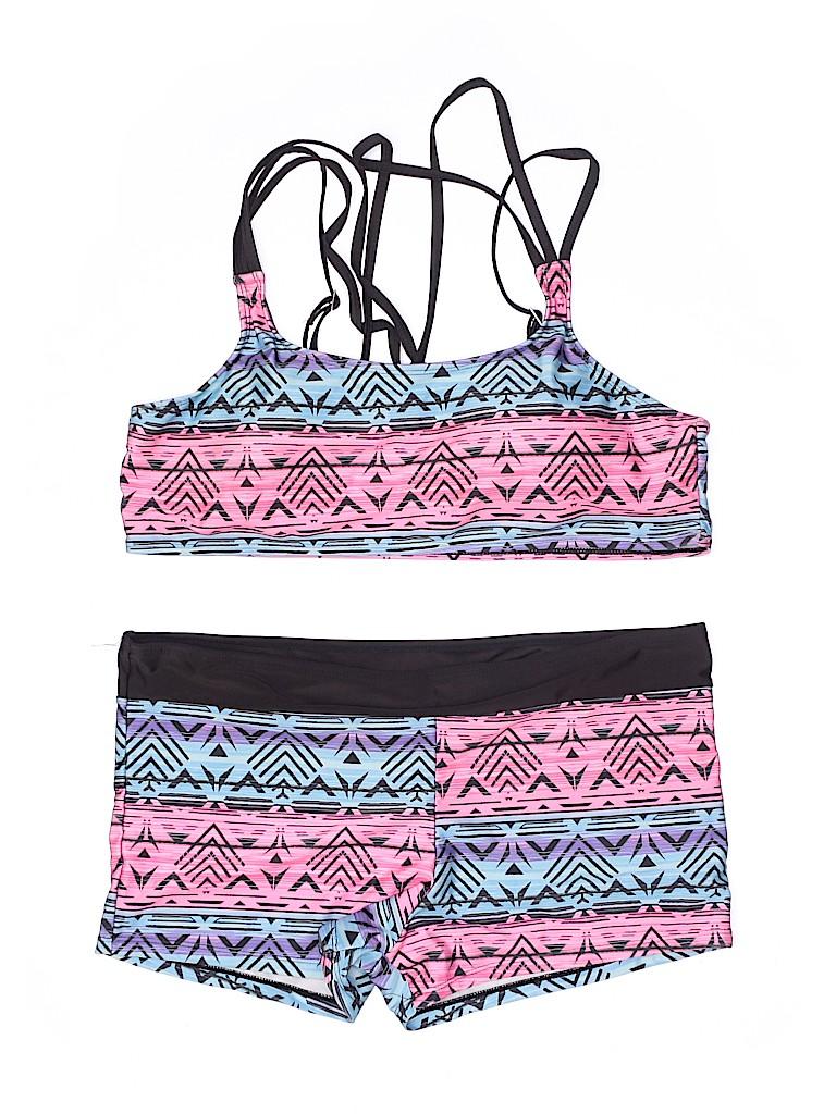Unbranded Women Two Piece Swimsuit Size 3X (Plus)