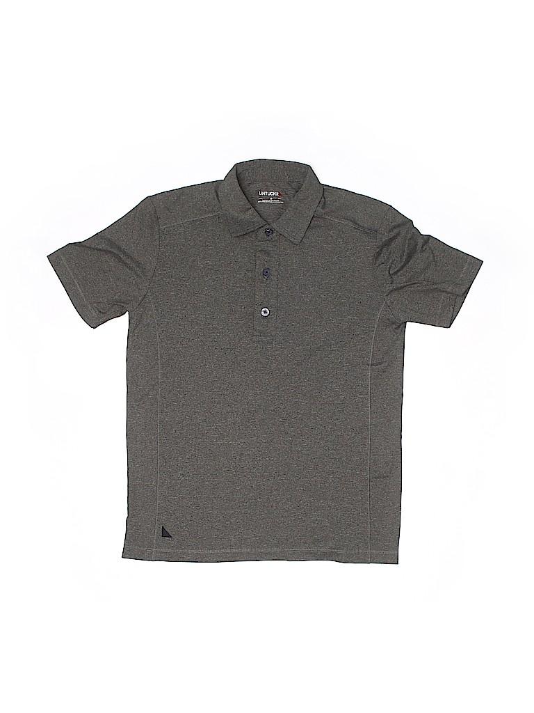 Assorted Brands Boys Short Sleeve Polo Size 12