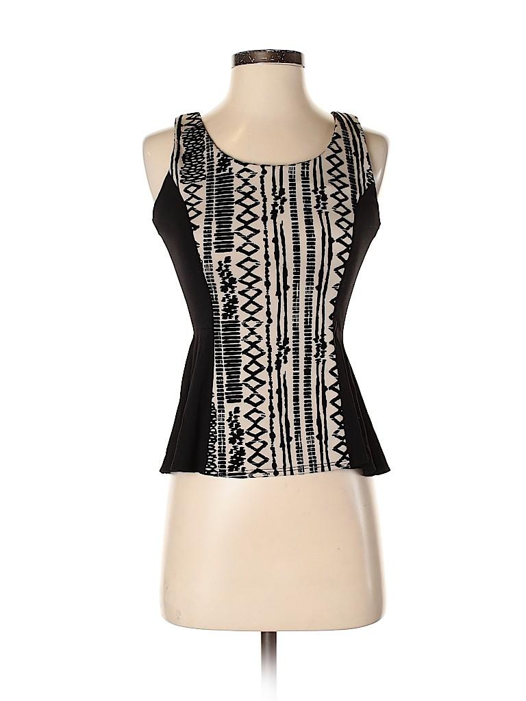 SiSi Women Sleeveless Blouse Size S