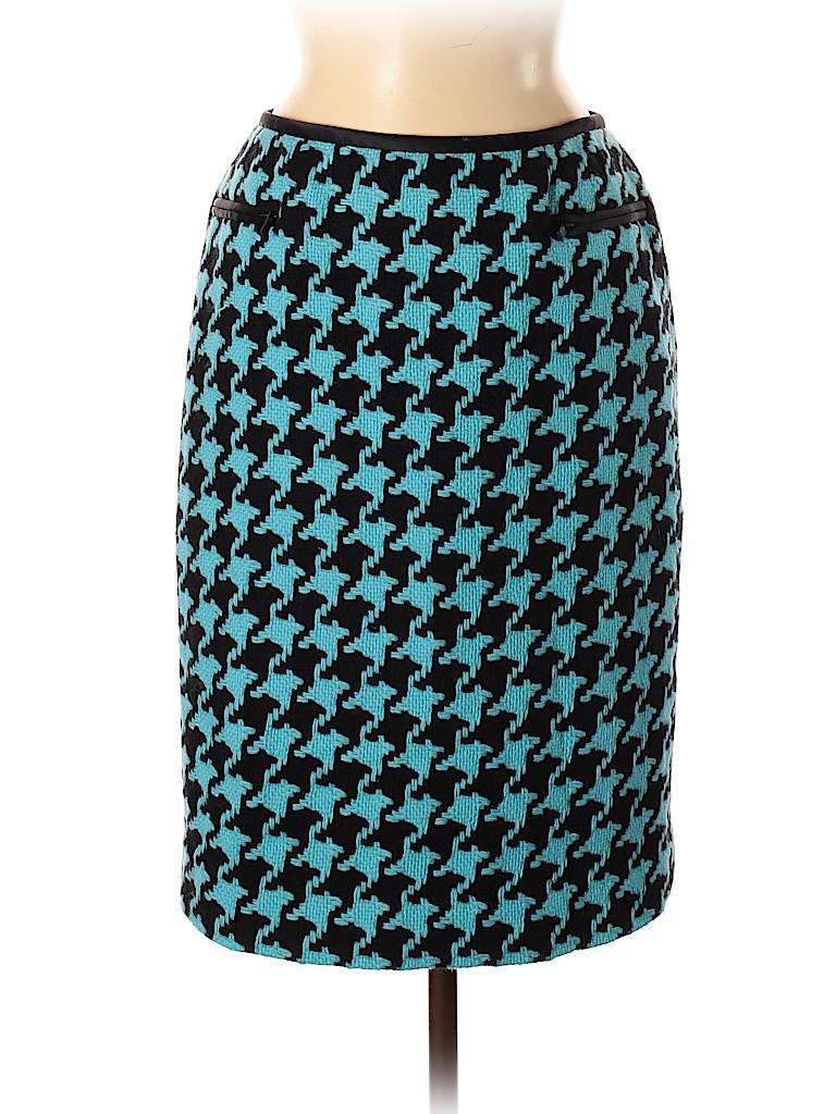 Carlisle Women Wool Skirt Size 6