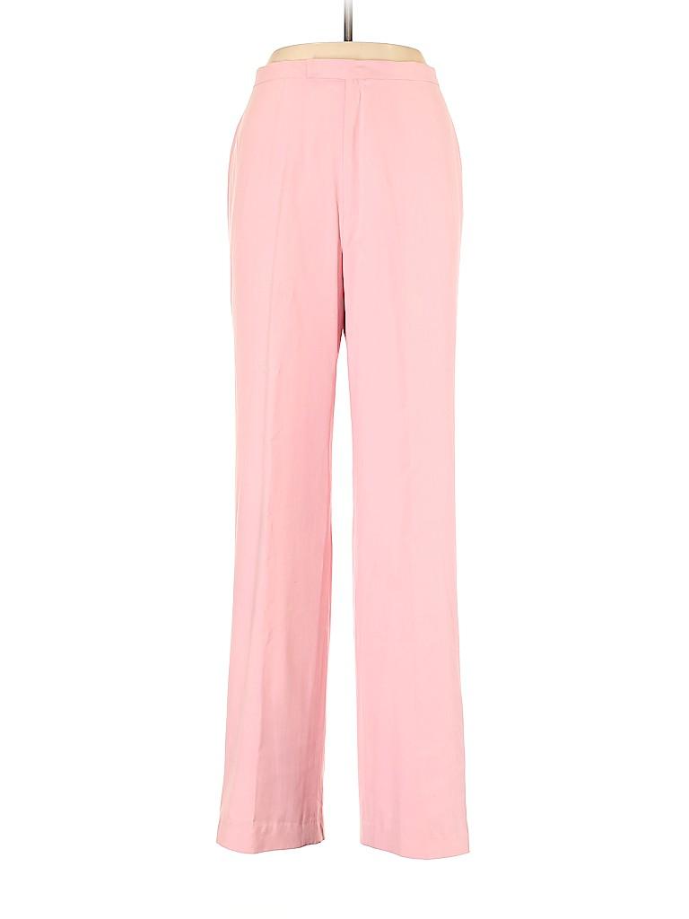Barrie Pace Women Silk Pants Size 10