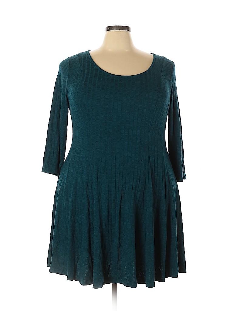 Torrid Women Casual Dress Size 3X Plus (3) (Plus)