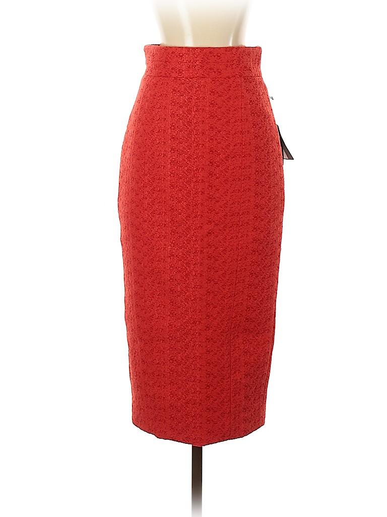 L'wren Scott Women Casual Skirt Size 40 (IT)