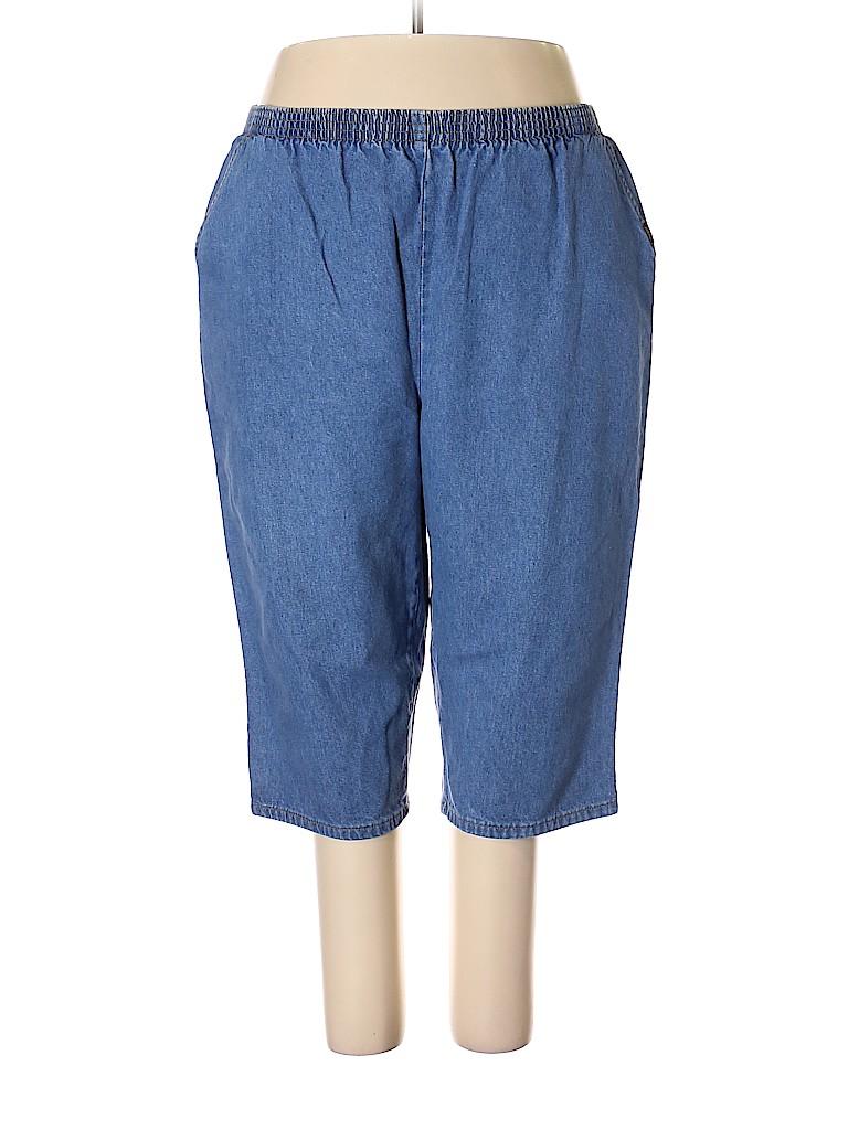 Unbranded Women Jeans Size 24 (Plus)