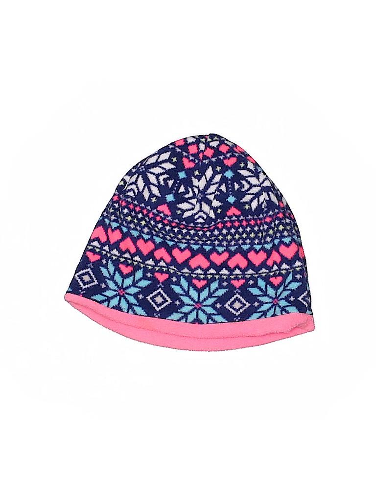 Carter's Girls Winter Hat Size 2T - 4T