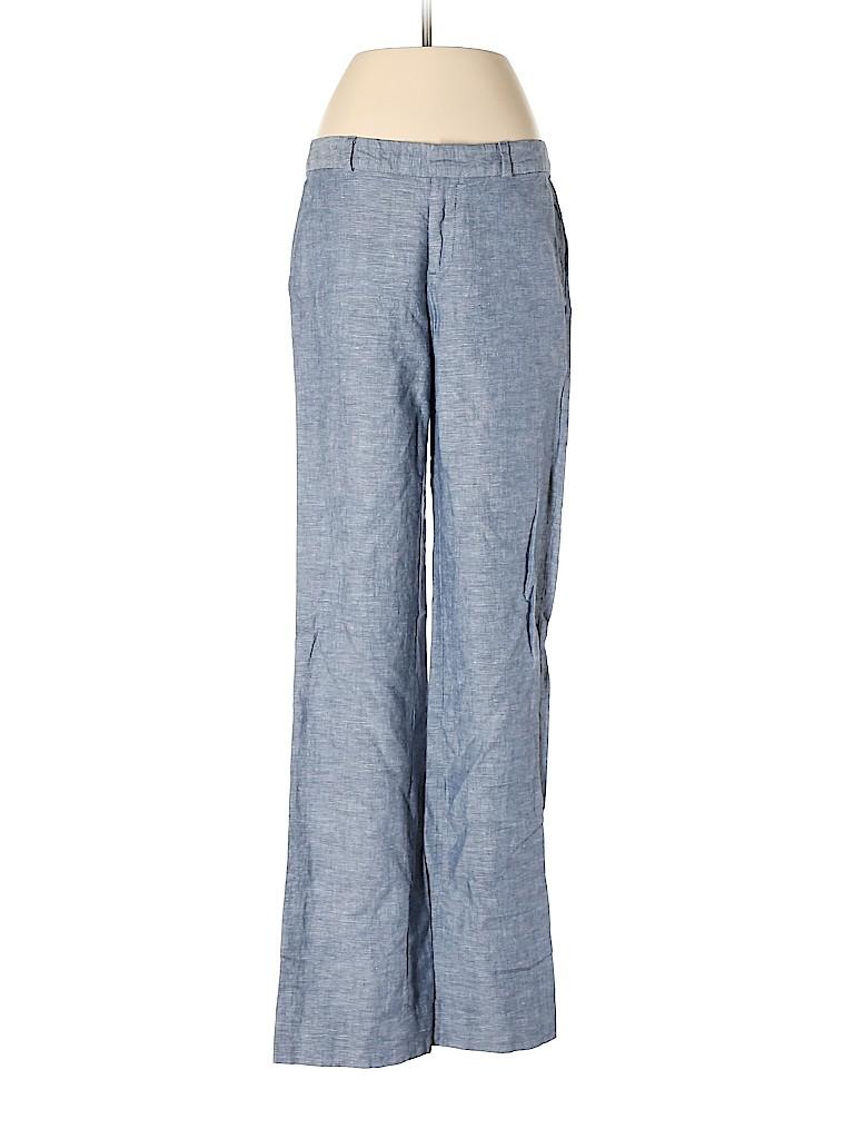 Banana Republic Factory Store Women Linen Pants Size 0