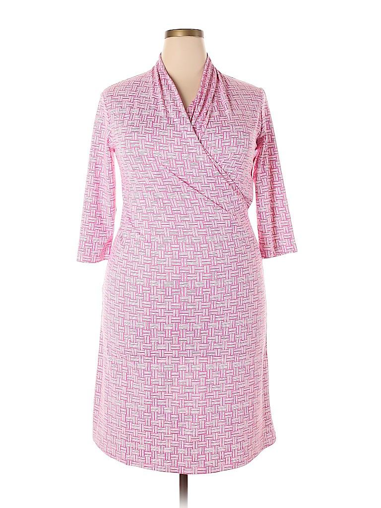 J. McLaughlin Women Casual Dress Size XL