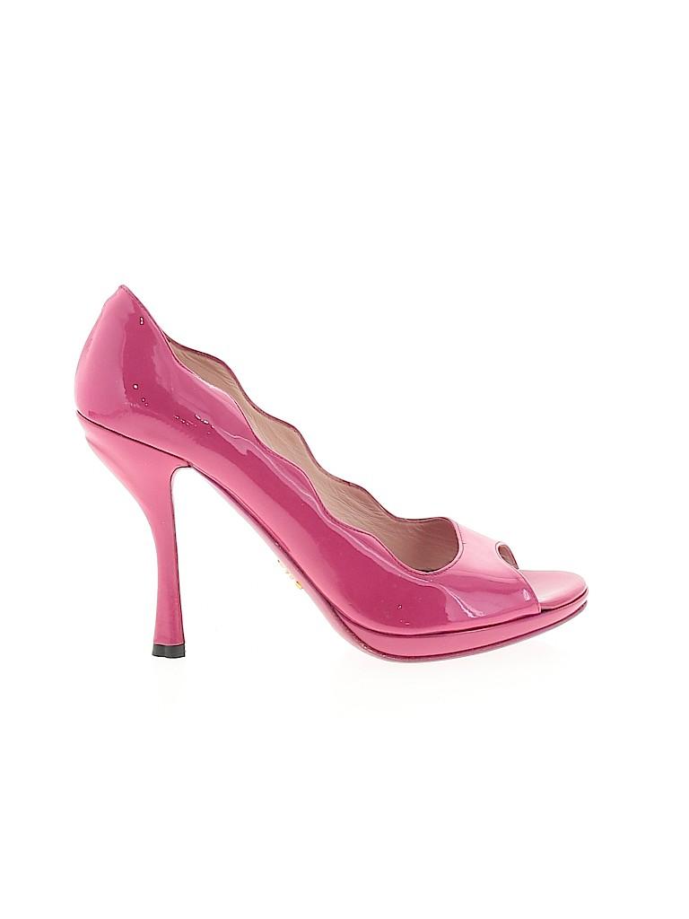 Prada Women Heels Size 40.5 (EU)