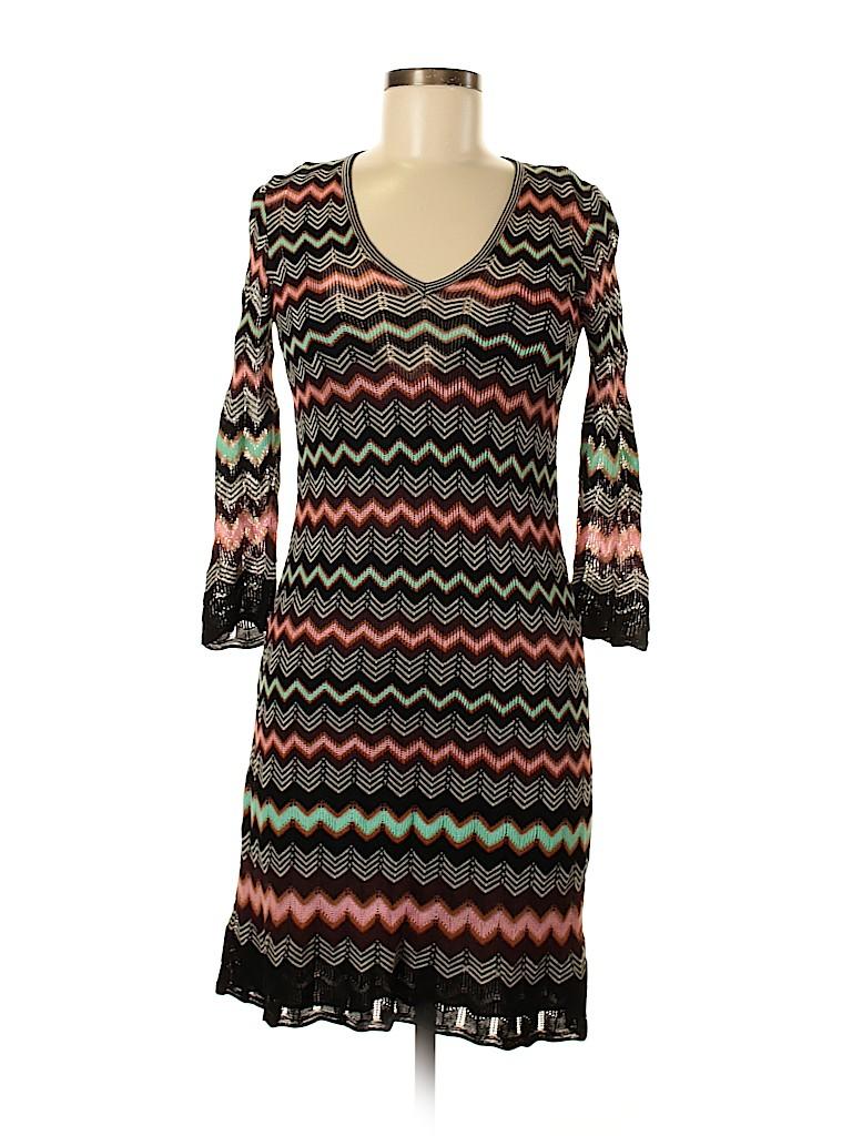 M Missoni Women Casual Dress Size 38 (EU)