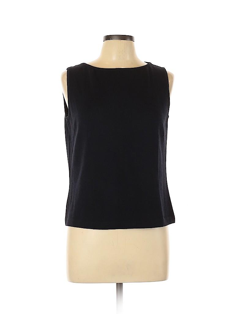 St. John Women Sleeveless Top Size M