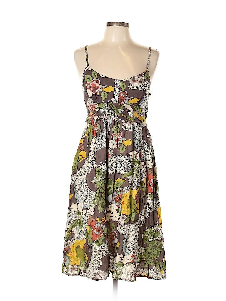 Milly Women Casual Dress Size L