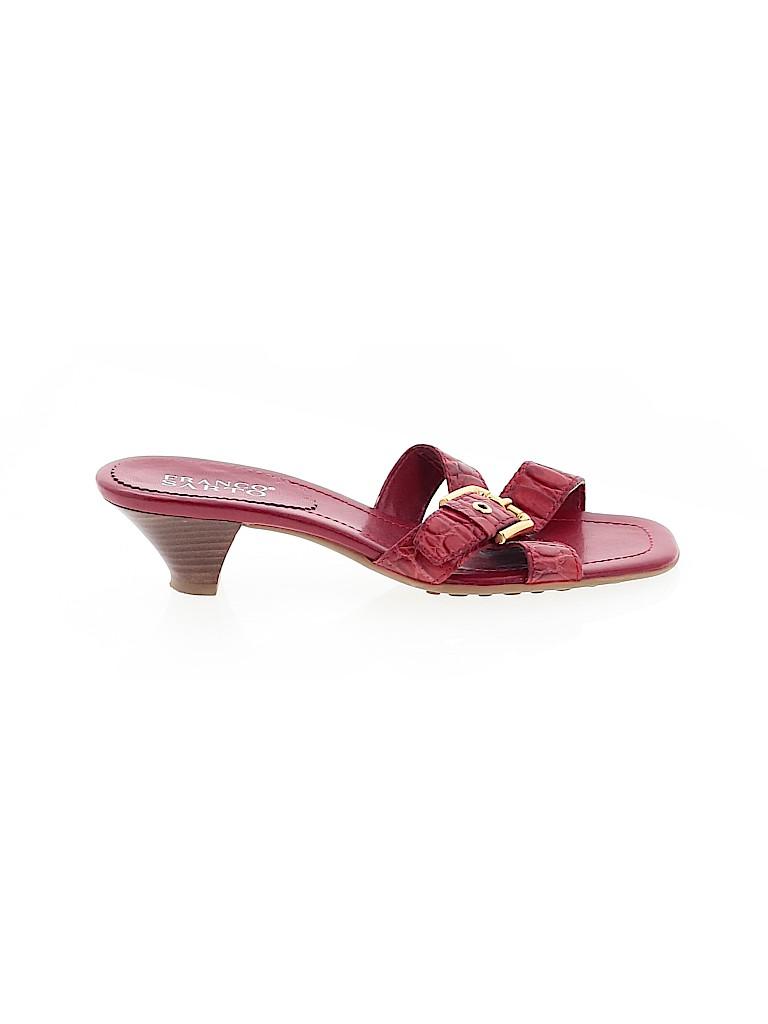 Franco Sarto Women Mule/Clog Size 7