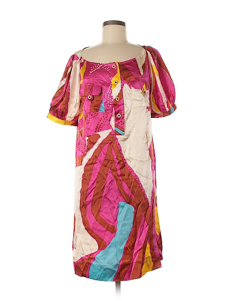Diane von Furstenberg Women Casual Dress Size 12