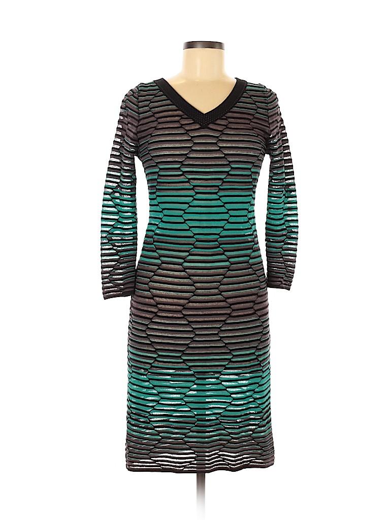 M Missoni Women Casual Dress Size 44 (IT)