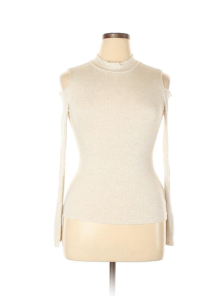 La Vie Women Long Sleeve Turtleneck Size XL