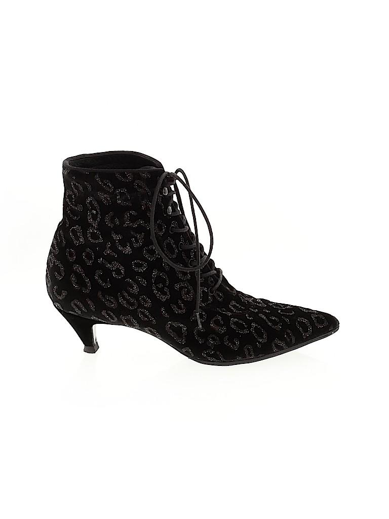 Saint Laurent Women Ankle Boots Size 35 (EU)