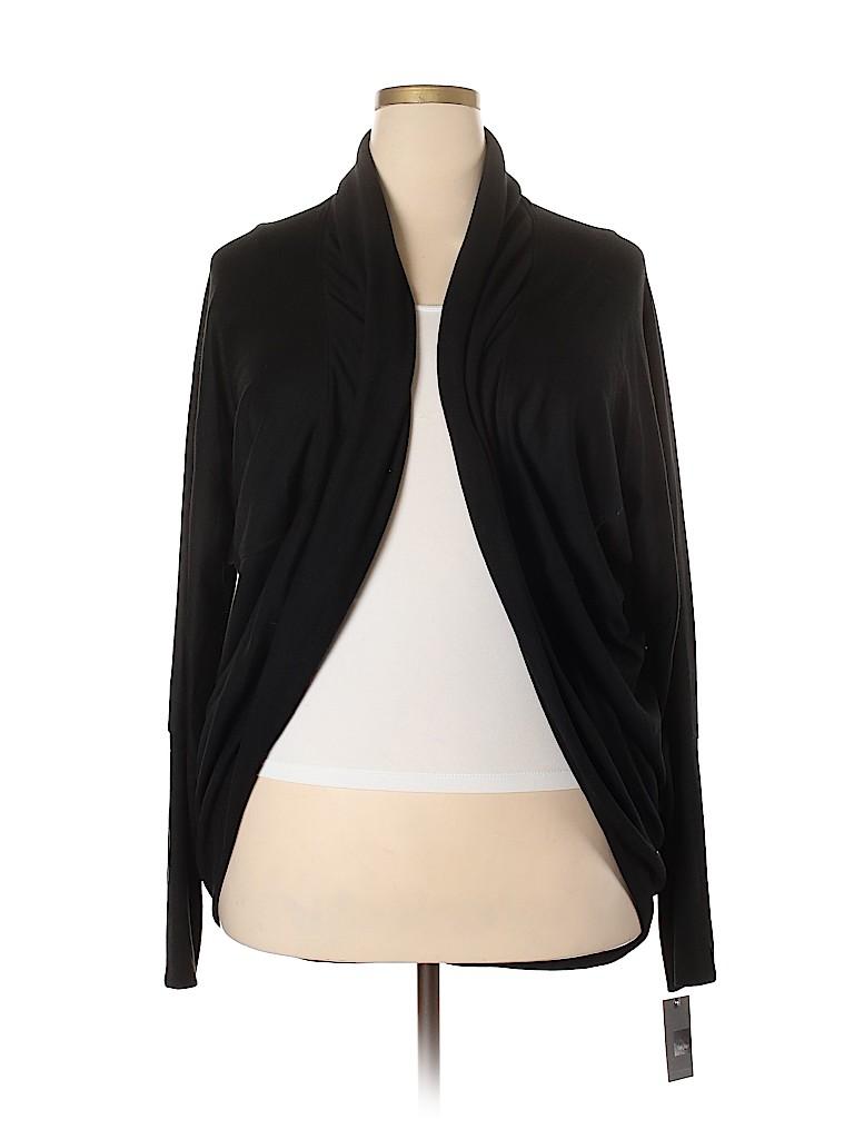Mossimo Women Cardigan Size XXL